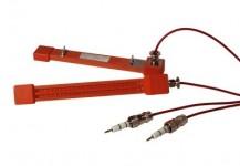 Barra antielectrostática AC antideflagrante SR-2