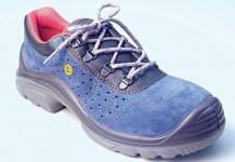 Zuecos y zapatillas antiestáticas