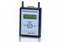 Medidor de electricidad estática ERM-160KV