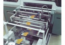 Enfriador soldadura plástico para máquinas de fabricación de bolsas