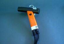 Pistola generadora de carga electroestática modelo CPCD/AC-C de 30 KV.